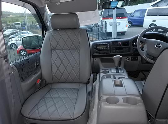 Mazda Bongo Conversions   Calder Campers