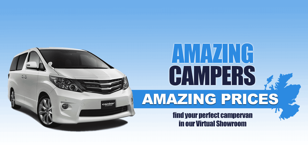 Amazing Campers at amazing prices